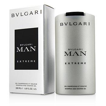 Bvlgari Man Extreme Champú & Gel de Ducha  200ml/6.8oz