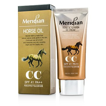 Meridian CC Cream SPF41 - Horse Oil  50g/1.7oz