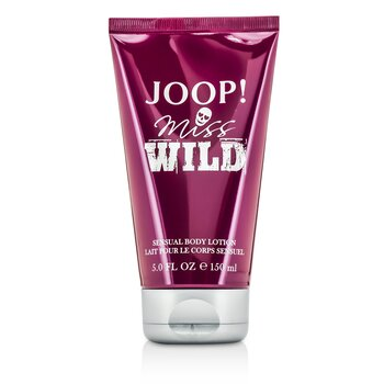 身體乳液 Miss Wild Sensual Body Lotion  150ml/5oz