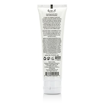 Nourishing Hand Cream with Orchid & Peony  60ml/2oz