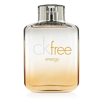 CK Free Energy Eau De Toilette Spray  100ml/3.4oz