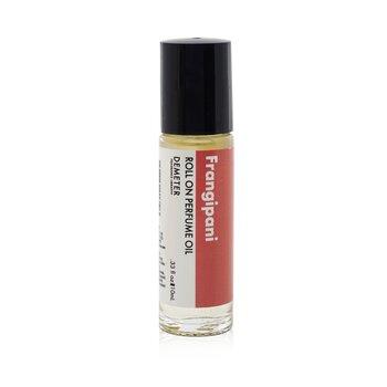 Frangipani Roll On Perfume Oil  8.8ml/0.29oz