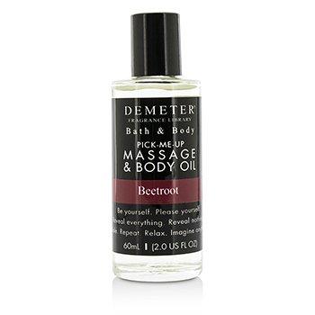 Demeter Beetroot Massage & Body Oil  60ml/2oz