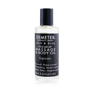 Espresso Massage & Body Oil  60ml/2oz