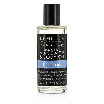 Laundromat Massage & Body Oil  60ml/2oz