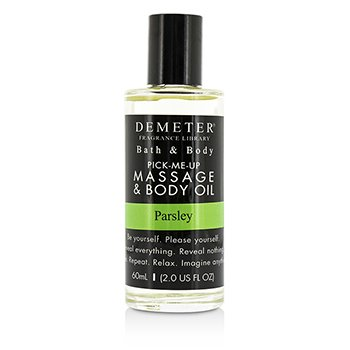 Demeter Parsley Massage & Body Oil  60ml/2oz