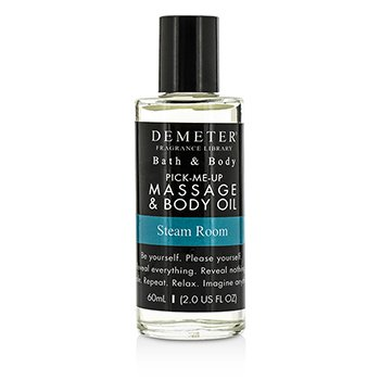 Demeter Steam Room Massage & Body Oil  60ml/2oz