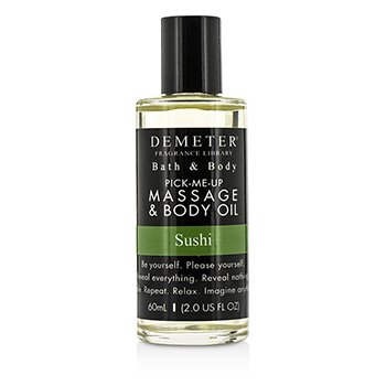Demeter Sushi Aceite Para Cuerpo & Masaje  60ml/2oz