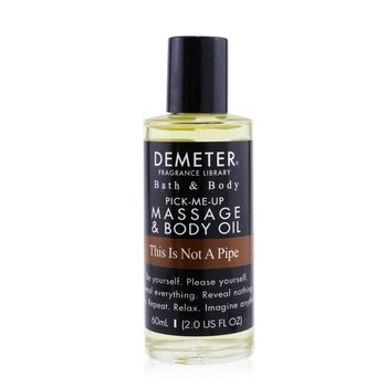Demeter This Is Not A Pipe Massage & Body Oil  60ml/2oz