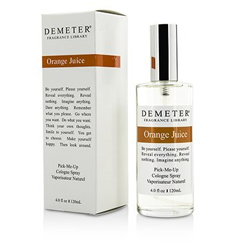 Demeter Orange Juice Cologne Spray  120ml/4oz