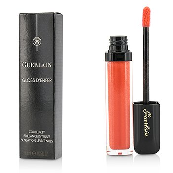 Guerlain Gloss D'enfer Maxi Shine Brillo Color Intenso Para Labios - # 442 Nahema Smack  7.5ml/0.25oz
