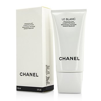 Chanel Le Blanc Brightening Tri-Phase Makeup Remover  150ml/5oz