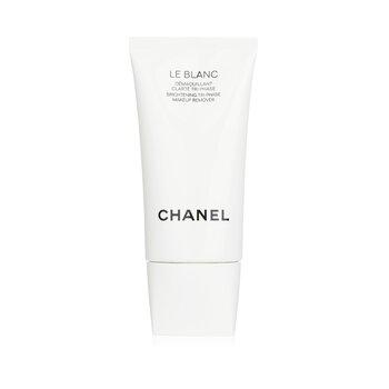 Chanel Le Blanc Demachiant Trifazic de Strălucire  150ml/5oz