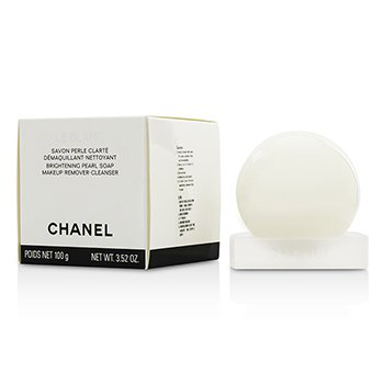 Le Blanc Brightening Pearl Soap Makeup Remover-Cleanser  100g/3.52oz