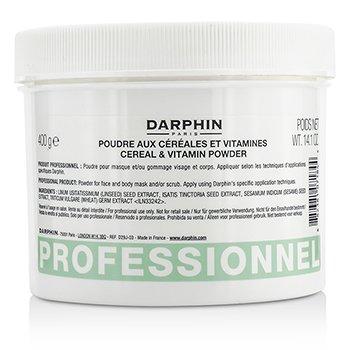 Darphin Cereal & Vitamin Powder (Salon Product)  400g/14.1oz