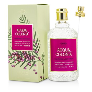 4711 Woda kolo�ska Acqua Colonia Pink Pepper & Grapefruit Eau De Cologne Spray  170ml/5.7oz