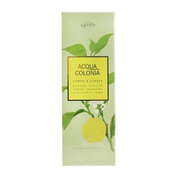 Acqua Colonia Lemon & Ginger Aroma Shower Gel  200ml/6.8oz