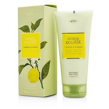 Acqua Colonia Lemon & Ginger Moisturizing Body Lotion  200ml/6.8oz