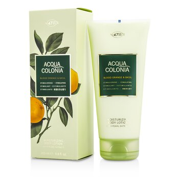 科隆之水 紅橙&羅勒保濕身體乳液Acqua Colonia Blood Orange & Basil Moisturizing Body Lotion 200ml/6.8oz