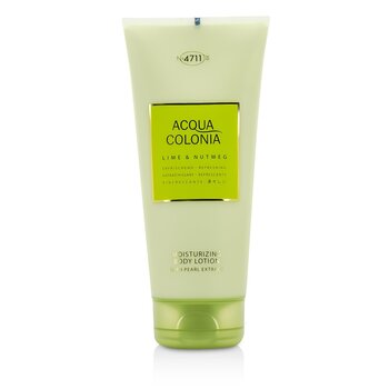 Balsam do ciała Acqua Colonia Lime & Nutmeg Moisturizing Body Lotion  200ml/6.8oz