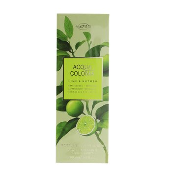 Acqua Colonia Lime & Nutmeg Loțiune de Corp Hidratantă  200ml/6.8oz
