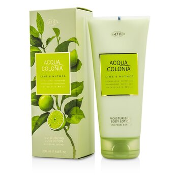 Acqua Colonia Lime & Nutmeg Moisturizing Body Lotion  200ml/6.8oz