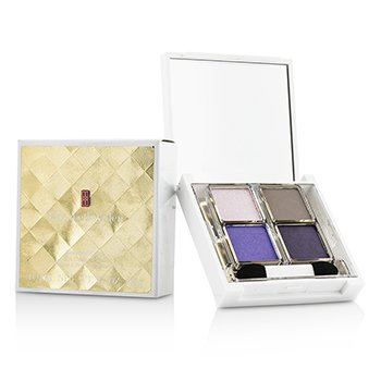 Elizabeth Arden رباعية ظلال العيون Beautiful Color - #02 Posh Purples (دفعة محدودة)  4.4g/0.15oz