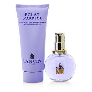 Eclat D'Arpege Coffret: Eau De Parfum Spray 50ml/1.7oz + Body Lotion 100ml/3.3oz  2pcs
