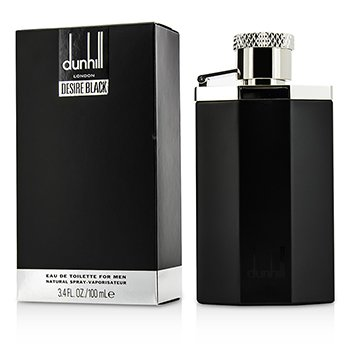 Desire Black Eau De Toilette Spray  100ml/3.4oz