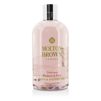 Molton Brown Delicious Rhubarb & Rose Gel Ducha & Baño  300ml/10oz