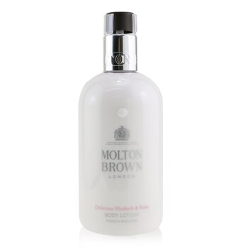 Molton Brown Delicious Rhubarb & Rose Loțiune de Corp  300ml/10oz