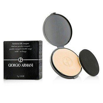 Giorgio Armani Luminous Silk Powder Compact Refill - # 5.5  9g/0.31oz