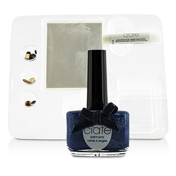 Denim Manicure Kit  -