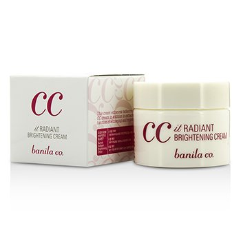 Banila Co. CC It Radiant Brightening Cream  50ml/1.7oz