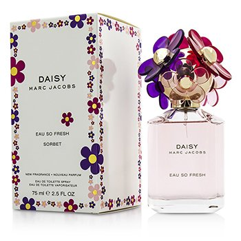 Marc Jacobs Daisy Eau So Fresh Sorbet Eau De Toilette Spray  75ml/2.5oz