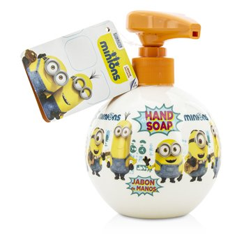 Air Val International Minions Jabón Para Manos  400ml/13.5oz