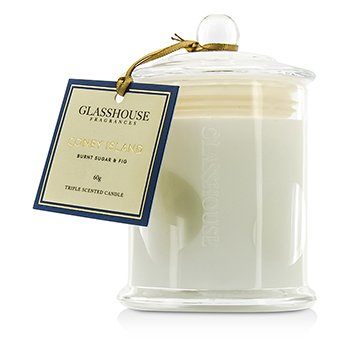 Triple Scented Candle - Coney Island (Burnt Sugar & Fig) 60g