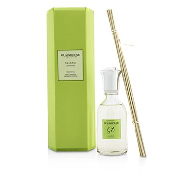 Glasshouse Difuzér vůně trojité síly - Saigon (Lemongrass)  250ml/8.45oz
