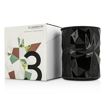 Glasshouse La Maison Scented Candle - #3 Gardenia Inoubliable  300g