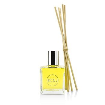 iKOU Aromacology Diffuser Reeds - Calm (Lemongrass & Lime - 9 months supply)  -