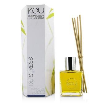 Dyfuzor zapachowy Aromacology Diffuser Reeds - De-Stress (Lavender & Geranium - 9 months supply)  -