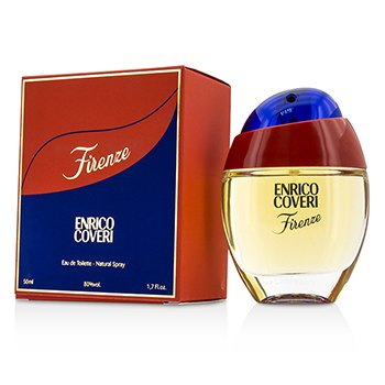 Enrico Coveri Firenze Eau De Toilette Spray  50ml/1.7oz