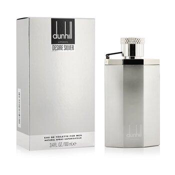 Desire Silver Eau De Toilette Spray  100ml/3.4oz