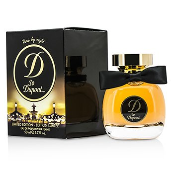 S. T. Dupont So Dupont Paris by Night Eau De Parfum Spray (Limited Edition)  50ml/1.7oz