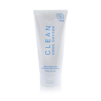 Clean Clean Cool Cotton Gel de Ducha & Baño  177ml/6oz