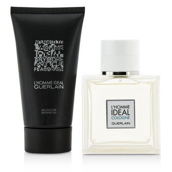 L'Homme Ideal Cologne Coffret: Eau De Toilette Spray 50ml/1.6oz + Shower Gel 75ml/2.5oz  2pcs