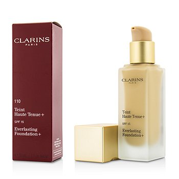 Clarins Podkład do twarzy z filtrem UV Everlasting Foundation+ SPF15 - # 110 Honey  30ml/1.1oz
