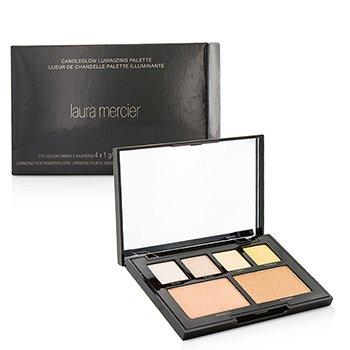 Candleglow Luminizing Palette (4x Eye Colour, 2x Luminizing Face Powder)  -