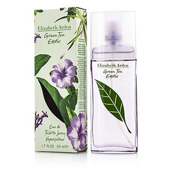 Elizabeth Arden Green Tea Exotic Eau De Toilette Spray  50ml/1.7oz