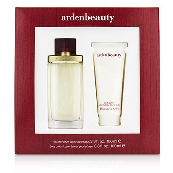 Elizabeth Arden Arden Beauty Coffret: Eau De Parfum Spray 100ml/3.3oz + Loci�n Corporal 100ml/3.3oz  2pcs